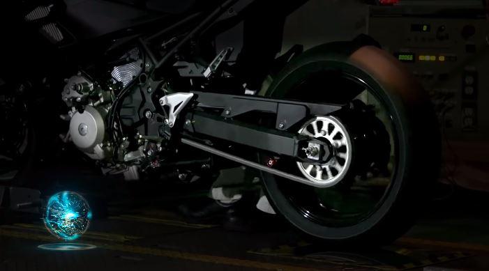 Kawasaki Is Working on Hybrid Powertrain & Artificial Intelligence for Bikes!