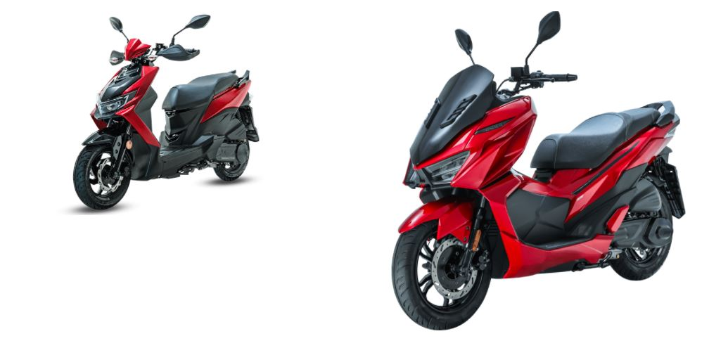 SYM JET X 150 and JET 4 RX will be launched in Malaysia next year!