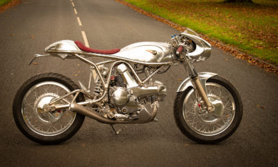 Jim Alonze Ducati 750