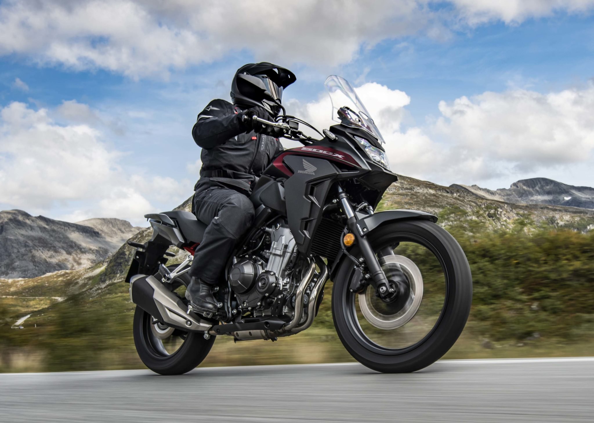 2021 Honda CB500X gets three new colours in Malaysia - RM 36,099