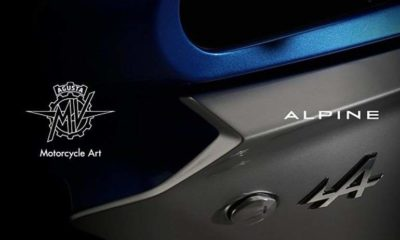 MV Agusta Alpine