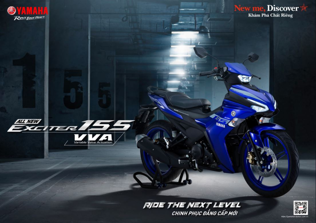 2021 Yamaha Exciter 155 VVA launched in Vietnam - Is this the incoming Y15ZR V3?