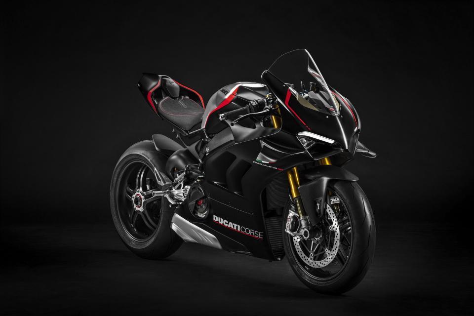 Ducati mengumumkan Panigale V4SP berprestasi tinggi