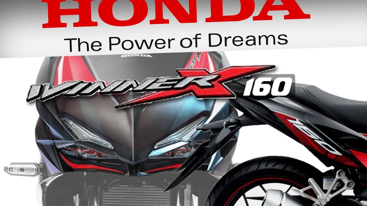 [Rumour] Honda Winner X 160 is on the way?