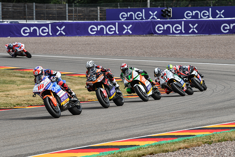 Take a look at the Provisional 2021 FIM Enel MotoE World Cup Calendar