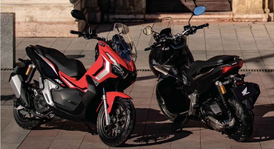 2021 Honda ADV 150 Launched in Malaysia - RM11,999