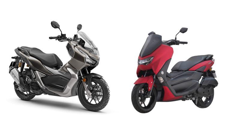 Honda ADV 150 vs Yamaha NMax
