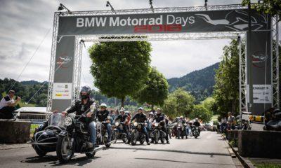 BMW Motorrad Days cancelled for 2021