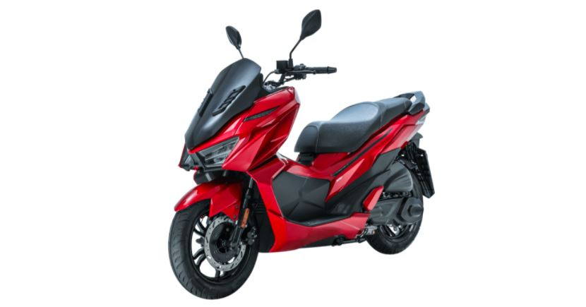 SYM Jet X 150 is coming to Malaysia soon!