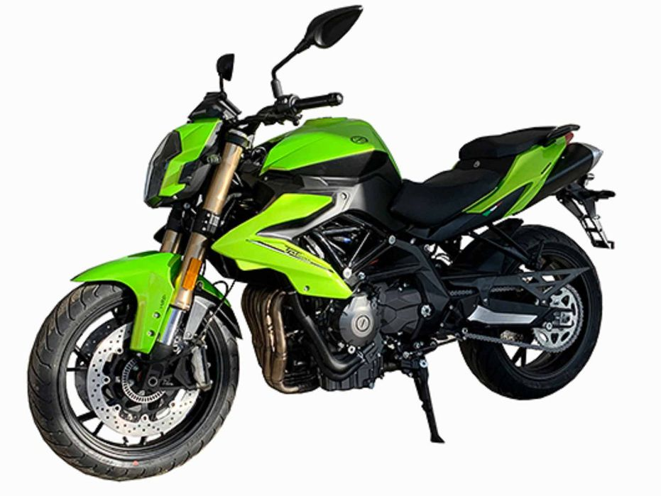 Updated 2021 Benelli TNT 600 Details Leaked!