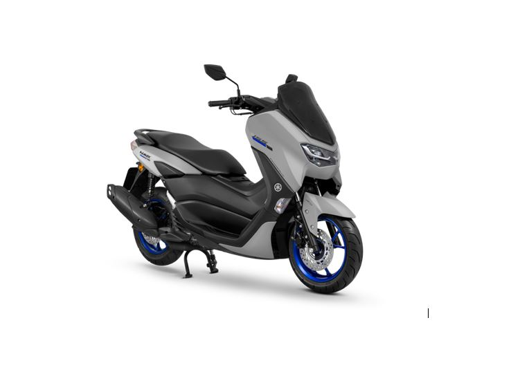 Yamaha NMAX 155 Connected launched in Thailand! - In Malaysia soon?