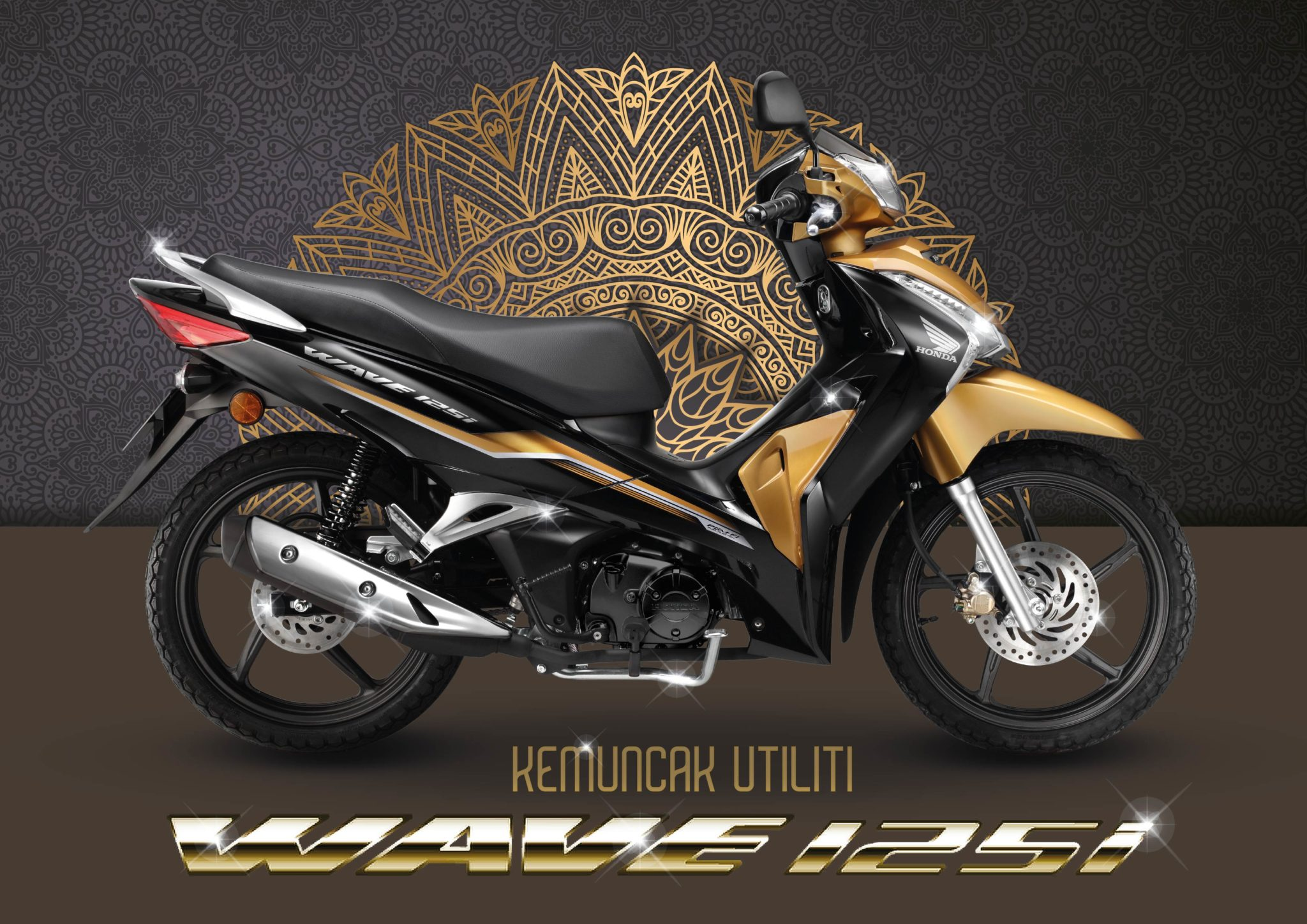 2021 Honda Wave 125i Launched in Malaysia - RM 6,499