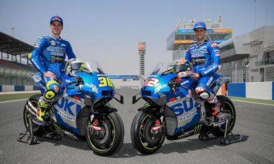 Motul signs exclusive deal with Team Suzuki and Pramac Racing for 2021.