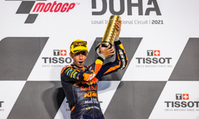 Pedro Acosta Moto3 2021 Qatar 2